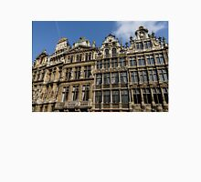 Postcard from Brussels - Grand Place Facades T-Shirt
