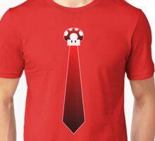 Mario Mushroom Tie Tee Unisex T-Shirt