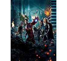 Avengers Movie Photographic Print