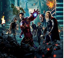 Avengers Movie by percabeth4eva