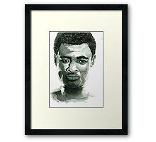 Shane Mosley Framed Print