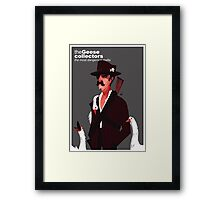 The Geese Collectors Framed Print