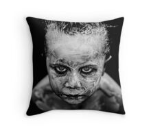 I Am The Chosen Vessel Throw Pillow