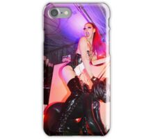 Violet Chachki x Puppy Play iPhone Case/Skin