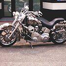 Skull Bike by crazyhorse557