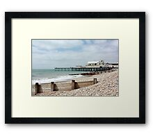 who said bognor wasnt beautifull Framed Print