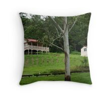 Harmony Hill  - Numinbah Valley Throw Pillow