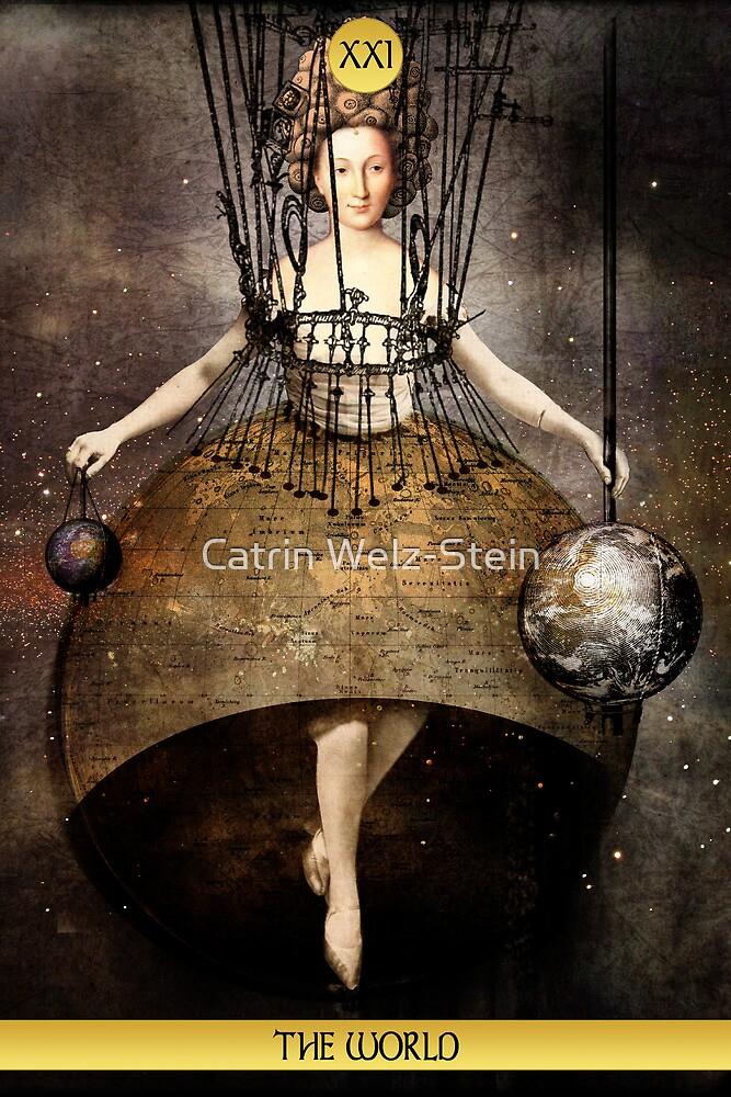 XXI-The World by Catrin Welz-Stein