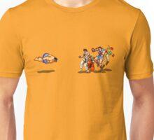Sumo Headbutt Unisex T-Shirt