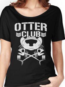 """Otter Club: It's Reeeeeeal !!"" Women's Relaxed Fit T-Shirt"