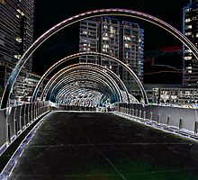 Tunnel Vision by Peter Kewley