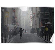 France - Paris 75003 Poster