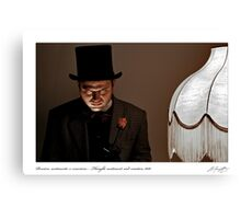 Pensiero, sentimento e emozione - Thought, sentiment and emotion, 2010 Canvas Print