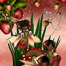 Under The Strawberry Bush by Moonlake