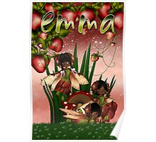 Under The Strawberry Bush - For Emma With Love xx  Poster