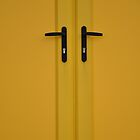 Yellow Doors by sylentbob