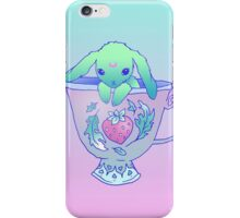 Bunny Tea iPhone Case/Skin