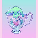 Bunny Tea by brettisagirl