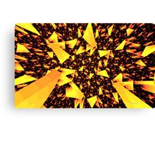 'Into the Prismatic Matrix' Canvas Print