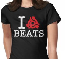 I 45 Adapter Beats Womens Fitted T-Shirt