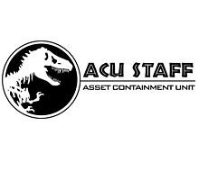 Jurassic World - Asset Containment Unit by HOBbitDAY