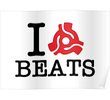 I 45 Adapter Beats Poster