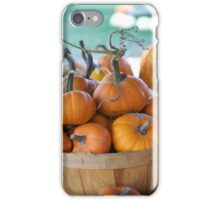 A Basket Full iPhone Case/Skin