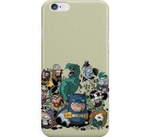 Batbeans and friends iPhone Case/Skin