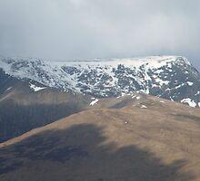 Snowy Mountain 1 by amylw1