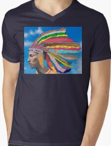 Suncatcher Mens V-Neck T-Shirt
