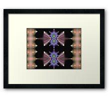 Alien Nursery Framed Print