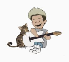 Niall and Guitar Kids Clothes