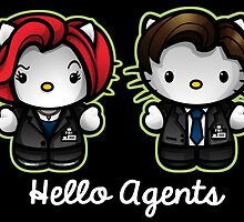 Hello Agents by Christa Diehl