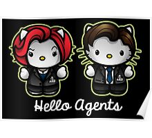 Hello Agents Poster