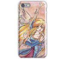 Quartz Wings  iPhone Case/Skin