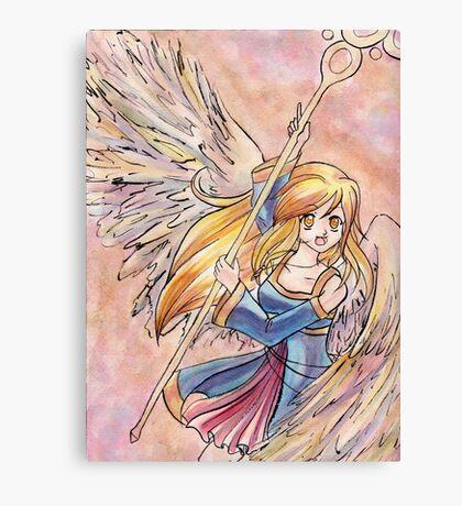 Quartz Wings  Canvas Print