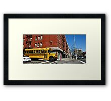 Everyday life 02 Framed Print