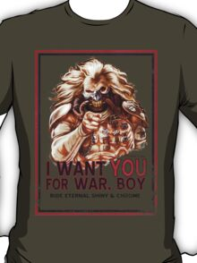 I Want YOU for WAR, BOY T-Shirt