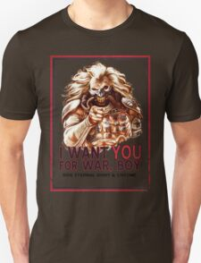 I Want YOU for WAR, BOY T-Shirt