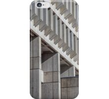 Concrete Architecture Boston City Hall iPhone Case/Skin