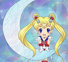 Moon by Raichana