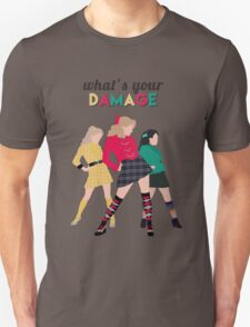 What's Your Damage? - Heathers the Musical T-Shirt