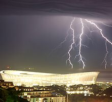 2010 Stadium & Storm by Simon Gottschalk