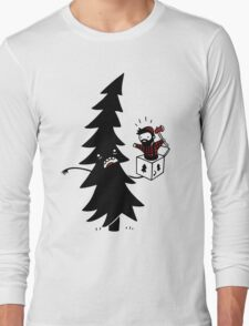 Lumberjack-In-The-Box Long Sleeve T-Shirt