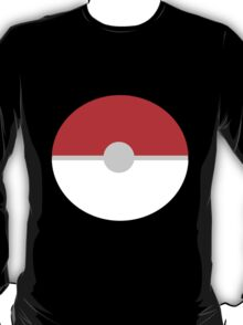 Pokemon the plain pokeball T-Shirt