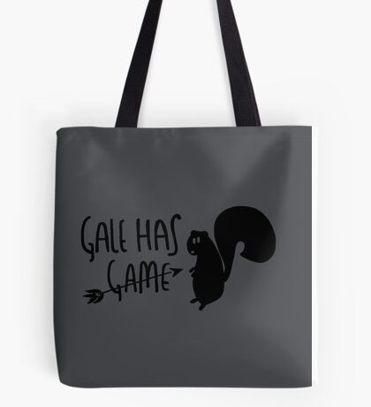 The Hunter Has Game Tote Bag
