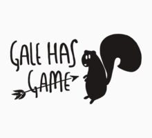 Gale Has Game Kids Clothes