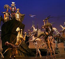 Lion King, Circle of Life by emjorgenson