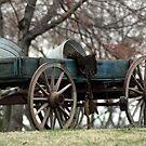 The Old Wagon by rasnidreamer