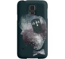 Doctor Who Eleventh Doctor Grunge Samsung Galaxy Case/Skin